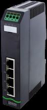 Xelity 4TX Unmanaged Switch 4 Port 100Mbit