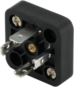 APPLIANCE CONNECTOR 18MM 3+PE