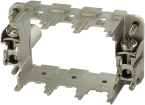 B10 frame (male) for 3 modules