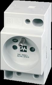 MSVD POWER SOCKET UTE WITH LED