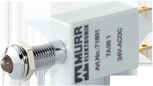 LED-INDICATOR WHITE